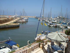 View From Marina Village - Herzliya