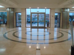 entrance hall - herzliya marina the laguna